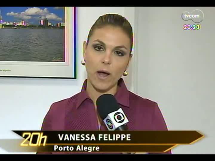 TVCOM 20 Horas - 18/01/2013 - Bloco 3 - Adequação das placas de propaganda