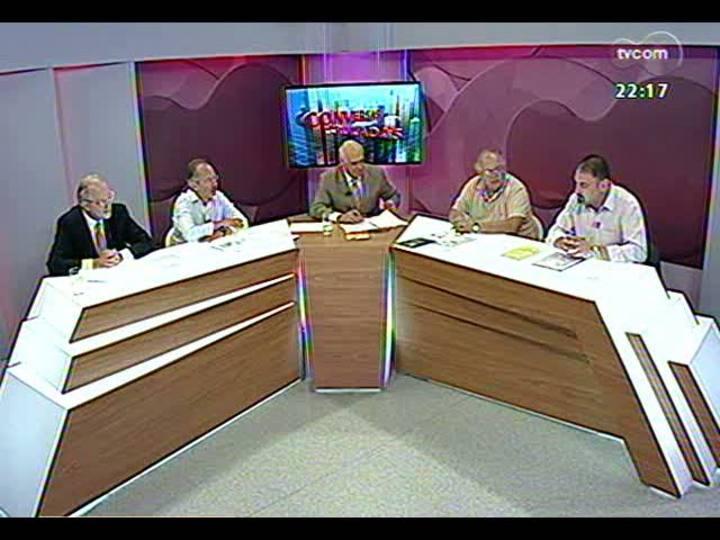 Conversas Cruzadas - Sustentabilidade: O que Porto Alegre faz e o que pretende fazer por ela - Bloco 3 - 23/01/2013