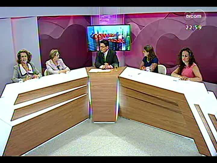 Conversas Cruzadas - Representatividade das mulheres na política - Bloco 3 - 31/01/2013