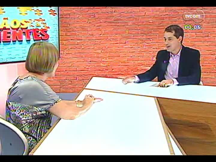 Mãos e Mentes - Especialista em educação à distância, Mára Carneiro - Bloco 4 - 01/02/2013