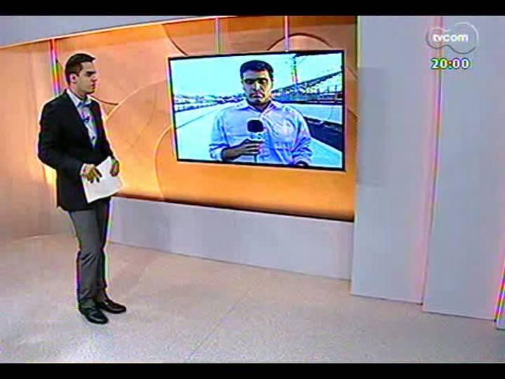 TVCOM 20 Horas - Às vésperas do Carnaval, MP dá prazo para prefeitura rever segurança do Porto Seco - Bloco 1 - 07/02/2013