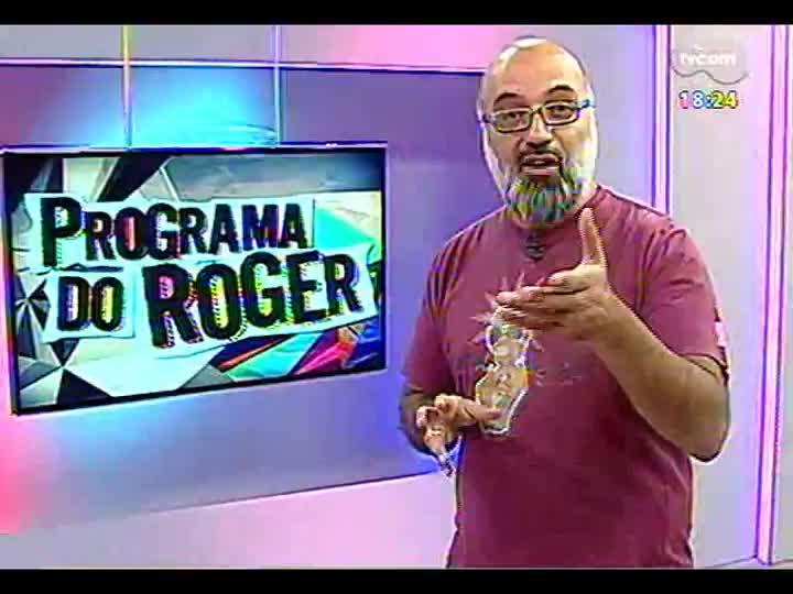 Programa do Roger - Diego Lopes apresenta projeto solo - bloco 4 - 28/02/2013