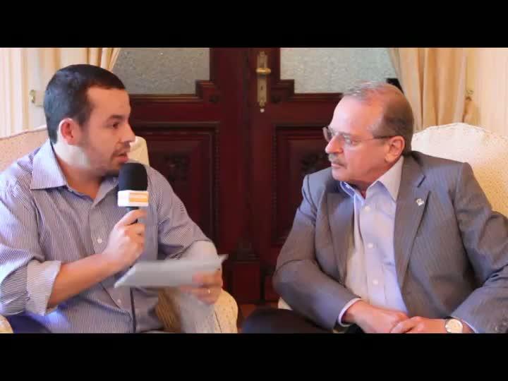 Entrevista com Tarso Genro. 05/03/2013