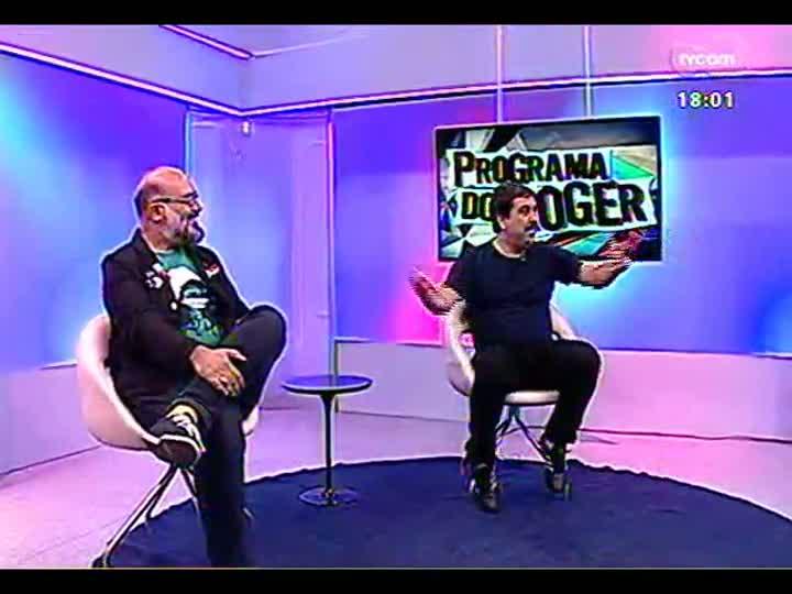 Programa do Roger - Confira a banda Nacional Riviera - bloco 2 - 06/03/2013