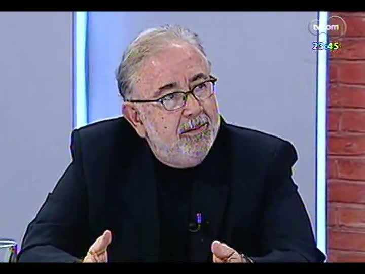 Mãos e Mentes - Professor Cláudio Moreno - Bloco 2 - 10/05/2013