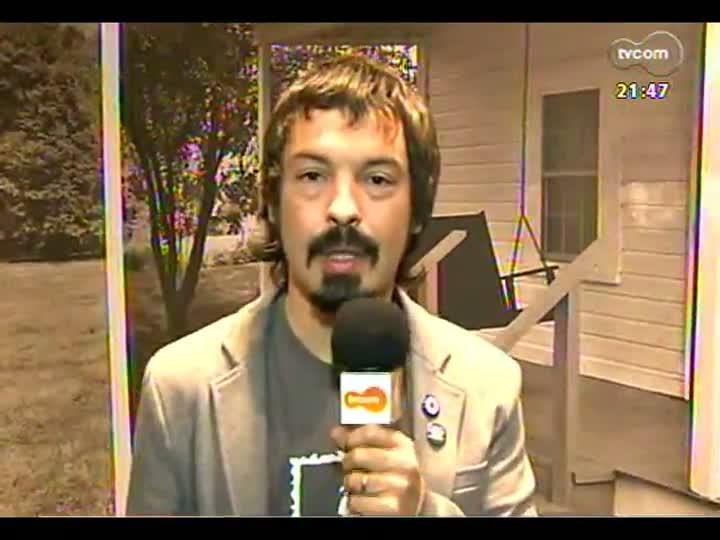 """TVCOM Tudo Mais - Confira o passeio de Lucio Brancato pelo \""""The Elvis Experience\"""""""