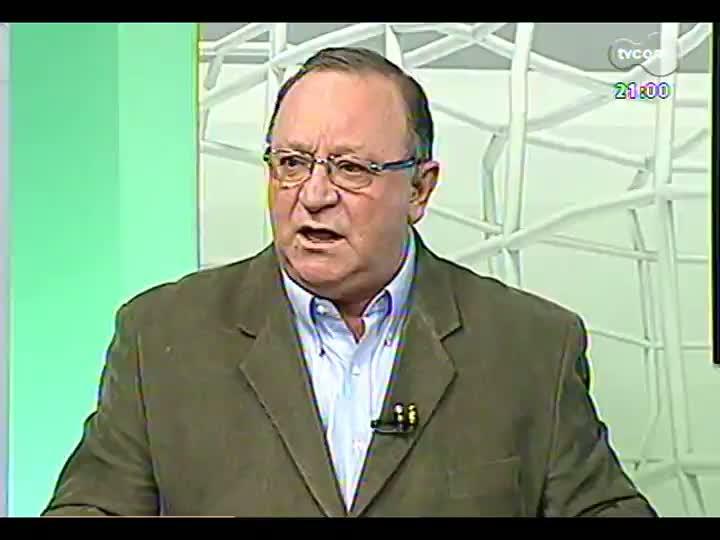 Bate Bola - Conversa com D\'Alessandro sobre expectativas do Internacional para o Campeonato Brasileiro - Bloco 1 - 19/05/2013