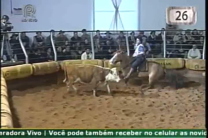 Freio de Ouro 2013 - Camaqu� - Mangueira - Oraca do Itaporor�