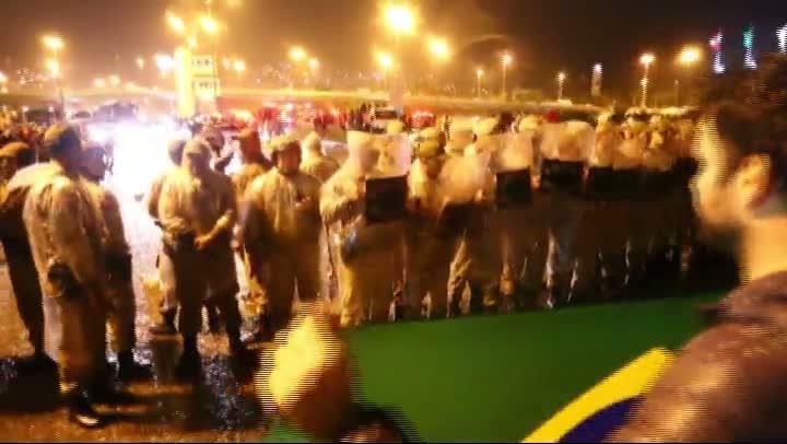 Papo rápido com Rafael Martini - Manifestações pelo Brasil