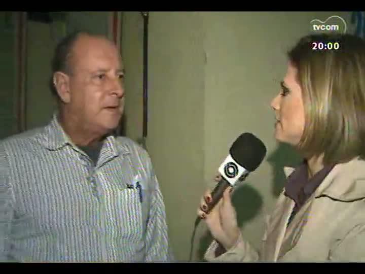 TVCOM 20 Horas - Informações sobre interdição do Centro Administrativo do Estado - Bloco 1 - 09/07/2013