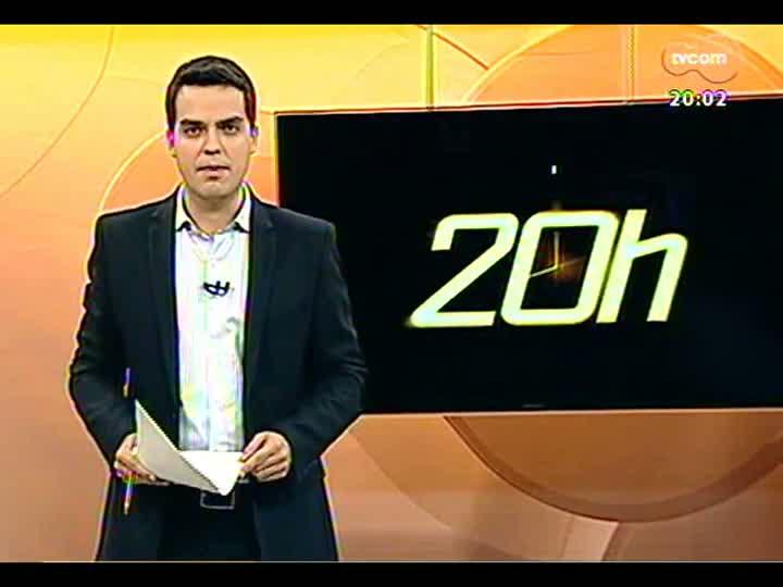 TVCOM 20 Horas - Deputado Henrique Fontana (PT) fala sobre o grupo de trabalho sobre reforma política instalado na Câmara - Bloco 1 - 16/07/2013