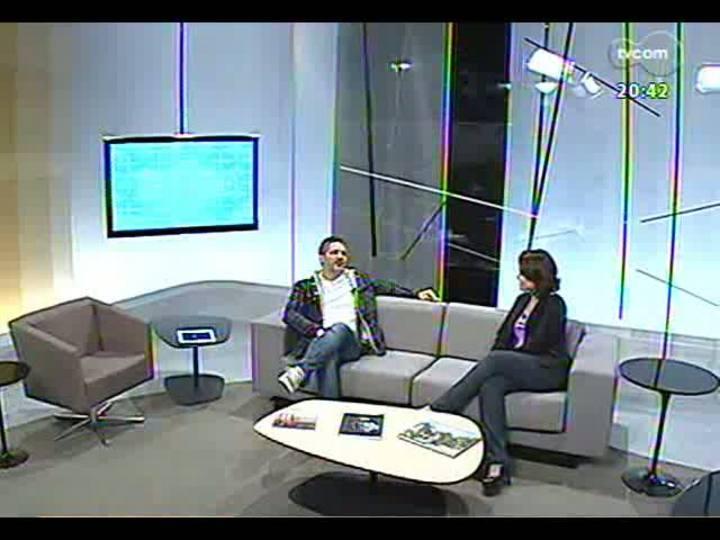"""TVCOM Tudo Mais - Diretor Gabriel Rubim fala sobre o curta \""""Libertadores\"""""""