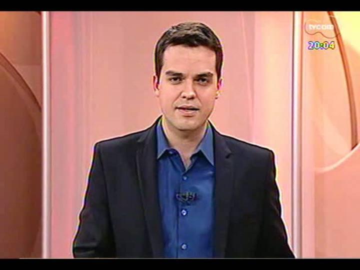 TVCOM 20 Horas - Informações sobre o primeiro dia de audiências do processo criminal da tragédia com avião da TAM , há seis anos - Bloco 1 - 07/08/2013