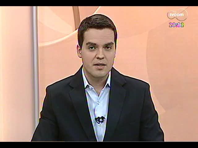 TVCOM 20 Horas - Integrantes do novo partido de Marina Silva correm contra o tempo para conseguir registrar o partido - Bloco 2 - 20/09/2013