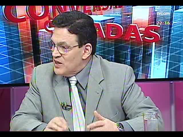 Conversas Cruzadas - Análise da cena política que antecede as eleições - Bloco 2 - 23/09/2013