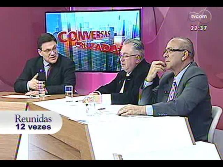 Conversas Cruzadas - Análise da criação de novos partidos políticos - Bloco 2 - 26/09/2013