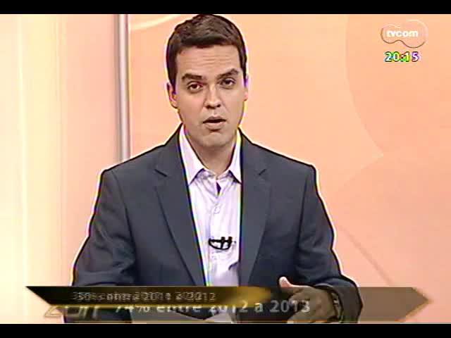 TVCOM 20 Horas - \'Invisíveis\': terceira reportagem da série fala sobre crimes que a polícia não soluciona e a luta de parentes de vítimas - Bloco 2 - 11/10/2013