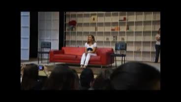 Cissa Guimarães falou com mães das vítimas da Kiss