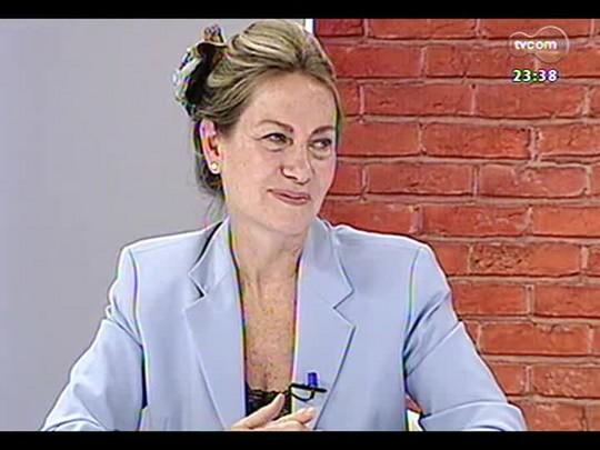 Mãos e Mentes - Primeira-dama e secretária especial de Direitos Animais, Regina Becker - Bloco 4 - 05/01/2014
