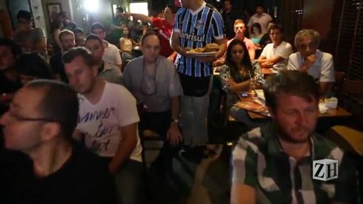 Os bastidores do primeiro ZH Esportes Bar