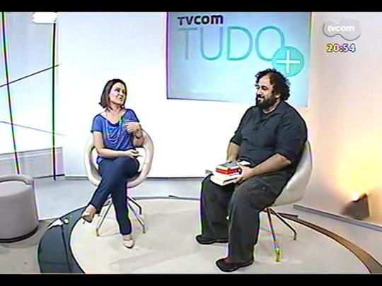 TVCOM Tudo Mais - Carlos André Moreira e as dicas de literatura