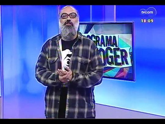 Programa do Roger - Entrevista com Maria Rita - Bloco 3 - 09/05/2014