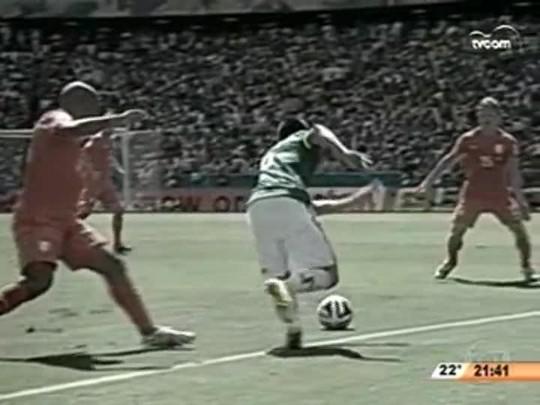 Bate Bola - Detalhes de Copa do Mundo - 1º Bloco - 29/06/14