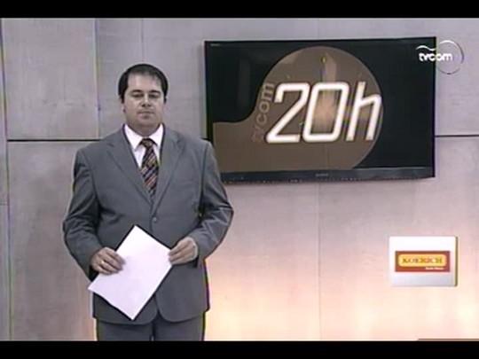 TVCOM 20 Horas - Secretaria de Justiça protocola pedido para criação da Central de Triagem na Grande Florianópolis - Bloco 3 - 04/07/14