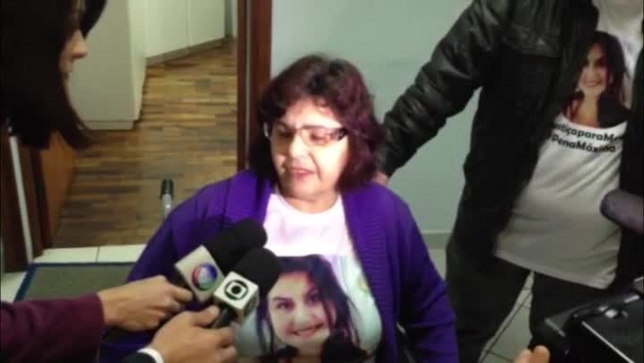 Entrevista com mãe de Mara Tayana Decker