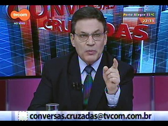 Conversas Cruzadas - Debate sobre racismo, preconceito e injúria racial - Bloco 2 - 01/09/2014