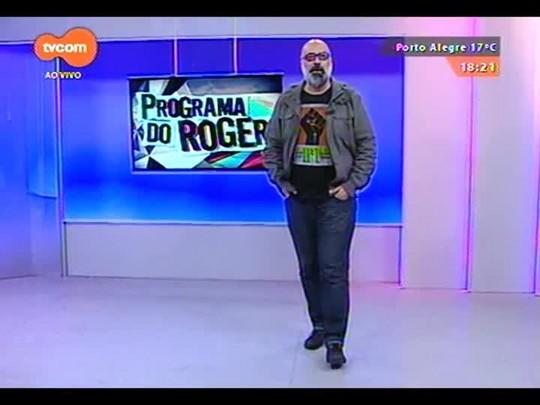 """Programa do Roger - Bastidores do filme \""""Hércules\"""" - Bloco 4 - 02/09/2014"""