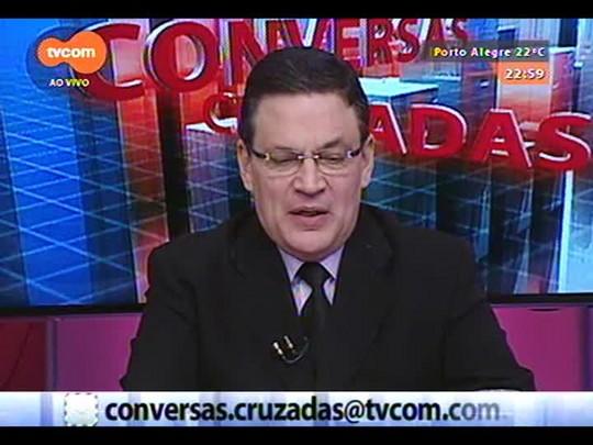 Conversas Cruzadas - A repercussão e o encaminhamento para o segundo turno das eleições presidenciais e do governo do RS - Bloco 3 - 07/10/2014