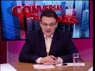 Conversas Cruzadas - O policial militar está inseguro por estar fardado dentro do ônibus? - Bloco 2 - 22/10/2014