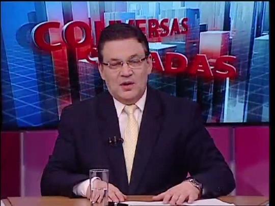 Conversas Cruzadas - O policial militar está inseguro por estar fardado dentro do ônibus? - Bloco 1 - 22/10/2014