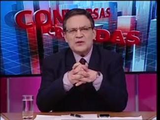 Conversas Cruzadas - Debate sobre a cartilha de comportamento dos jogadores da Seleção Brasileira - Bloco 01 - 24/10/2014