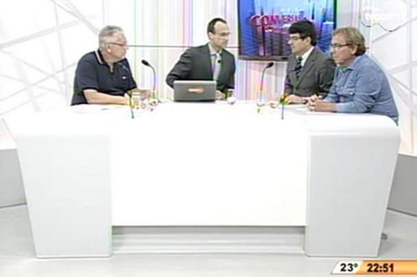 Conversas Cruzadas - Como melhorar a gestão e a construção de rodovias no estado? - 4°Bloco - 20.11.14