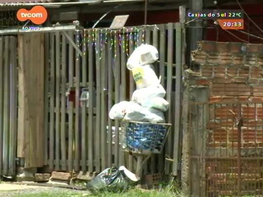 TVCOM 20 Horas - Após três dias sem coleta de lixo em Canoas, prefeitura rompe contrato com empresa responsável pelo serviço - 29/12/2014