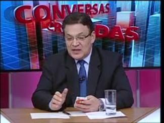 Conversas Cruzadas - Debate sobre as verbas da saúde do Estado para os municípios - Bloco 3 - 29/01/15