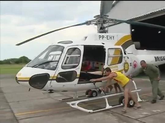 TVCOM 20 Horas - Secretário de Saúde do Estado fala sobre atendimento de menino que caiu de prédio no litoral - 11/02/15