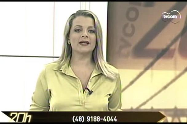 TVCOM 20 Horas - Trânsito: Imprudências e acidentes no feriado - 17.02.15