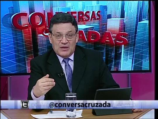 Conversas Cruzadas - Debate sobre a constitucionalidade do piso do funcionalismo - Bloco 2 - 25/03/15