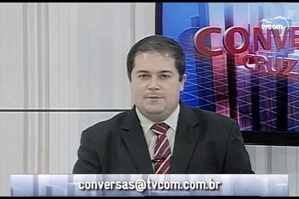 Conversas Cruzadas - Foi aprovada PEC que reduz maioridade penal - 1ºBloco - 31.03.15