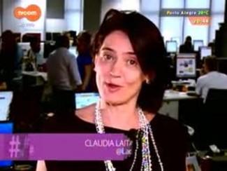 #PortoA - Cláudia Laitano traz a dica de mostra de documentários no Santander Cultural
