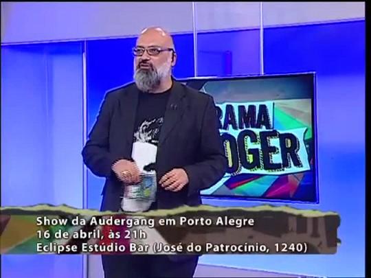 Programa do Roger - Audergang - Bloco 2 - 16/04/15