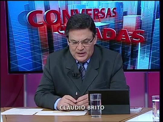 Conversas Cruzadas - Debate sobre o sistema prisional gaúcho - Bloco 1 - 11/05/15