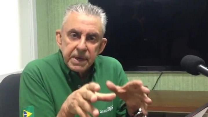 Roberto Alves comenta sobre impasse na realização da Copa Sul-Minas