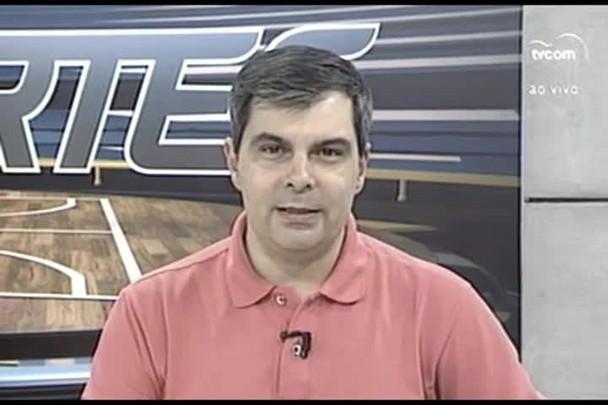TVCOM Esportes. 1º Bloco. 10.12.15