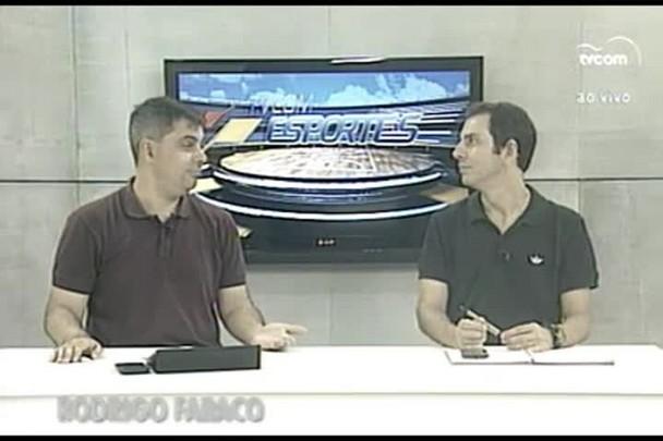 TVCOM Esportes. 1º Bloco. 01.03.16