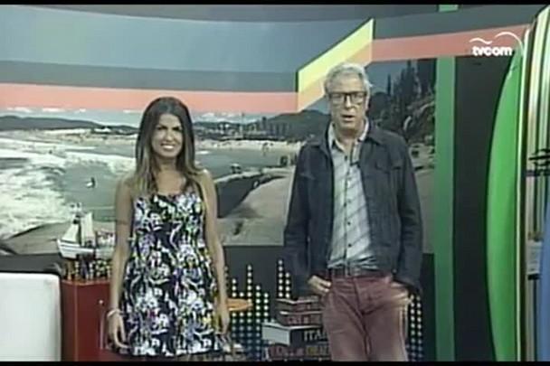 TVCOM De Tudo um Pouco. 1º Bloco. 10.04.16