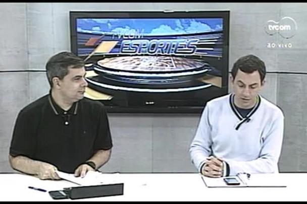 TVCOM Esportes. 2º Bloco. 03.08.16